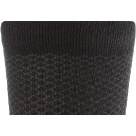 Craft Warm Middelhoge Sokken, black/white